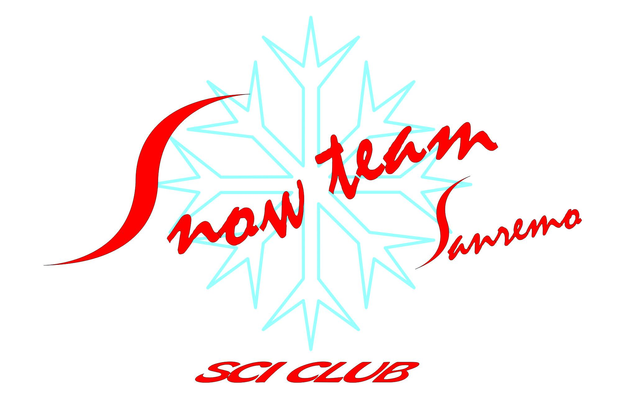 Logo Snow Team Sanremo