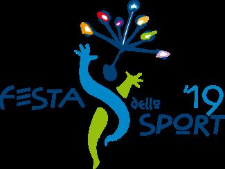 Logo Festa dello Sport '19