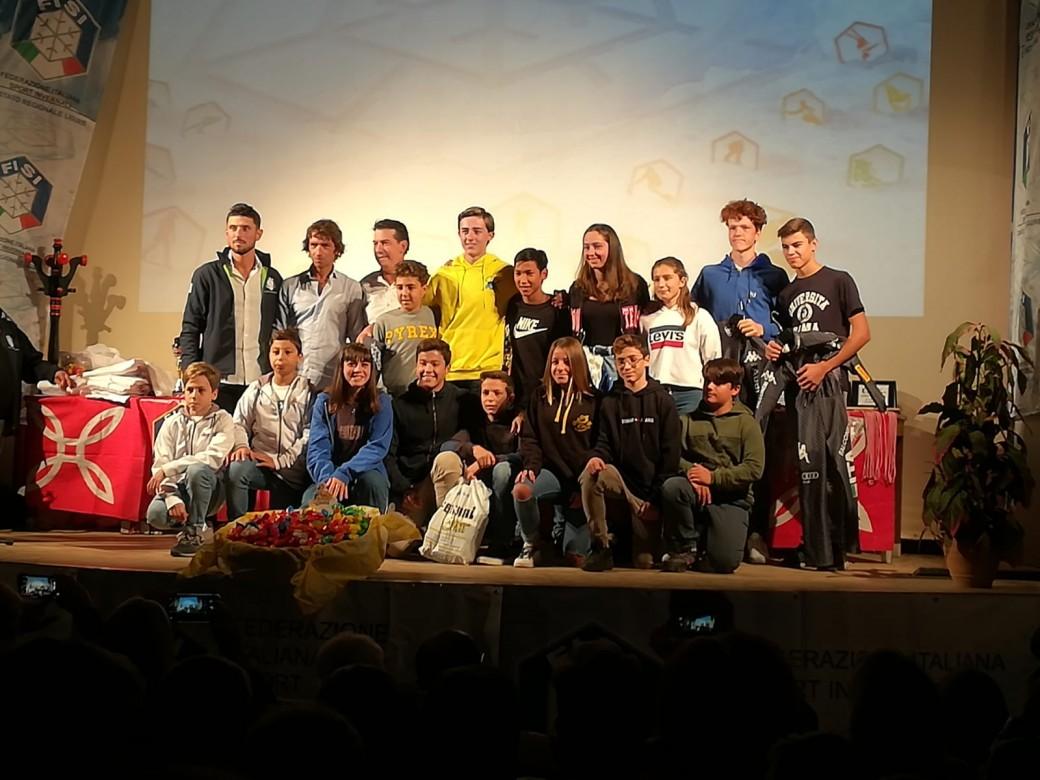 Presentazione Squadra + Aggregati Children Co.Li.
